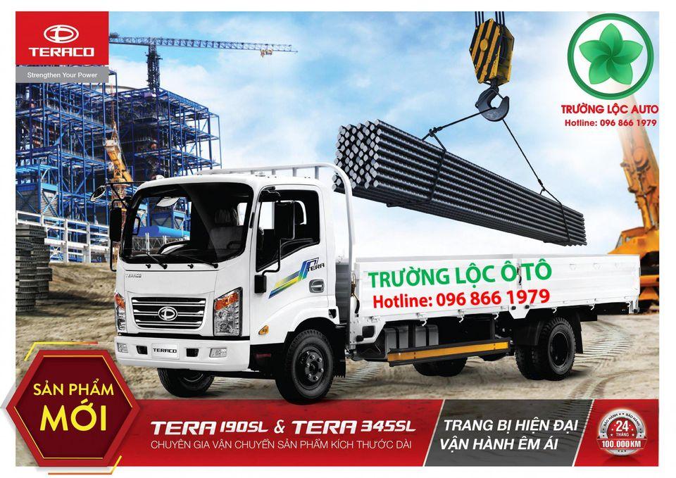 118351947_2748183268802241_2418156777980245430_o Đánh giá sản phẩm xe tải tera 345SL thùng dài 6.2 mét.