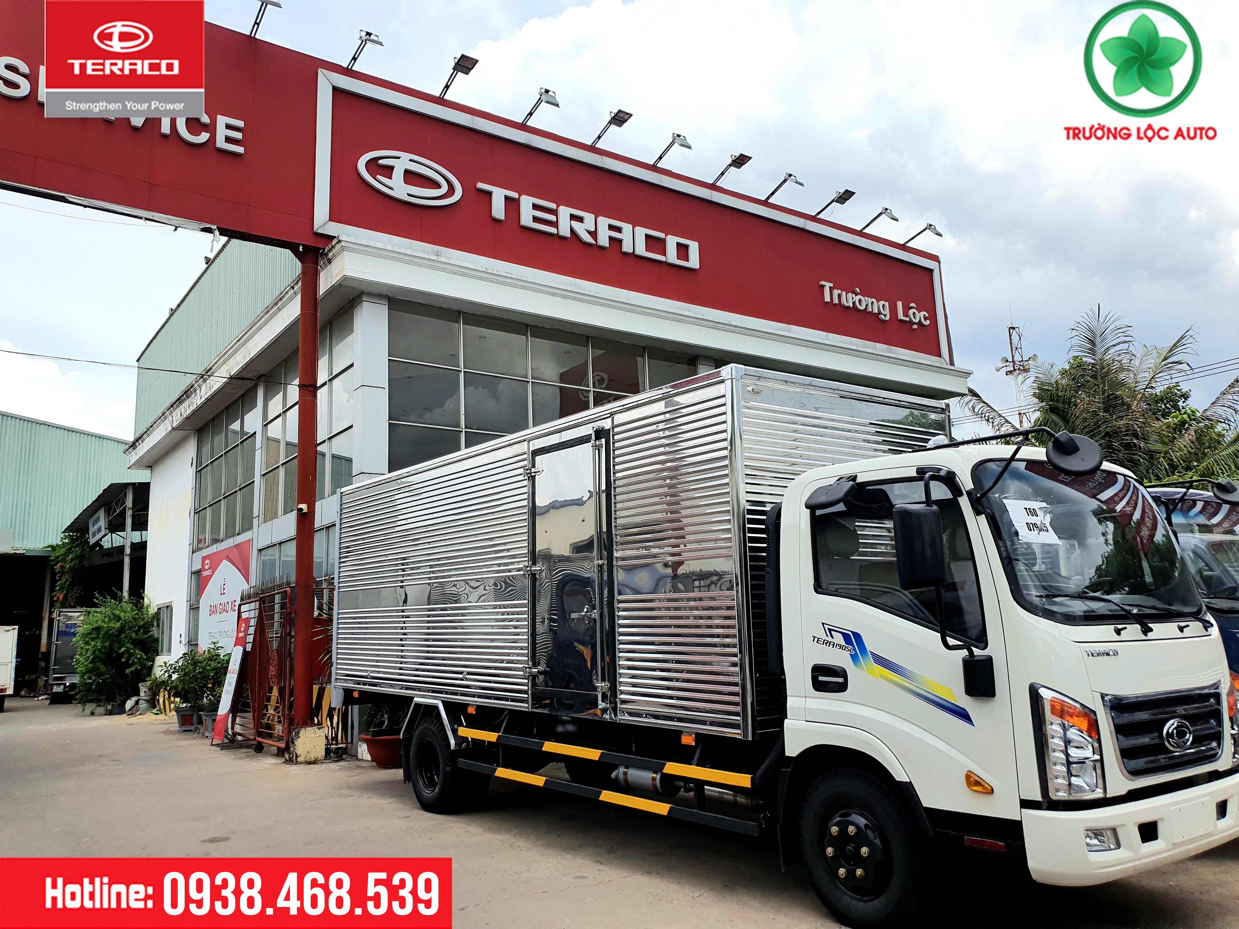 giá xe tải tera 190SL