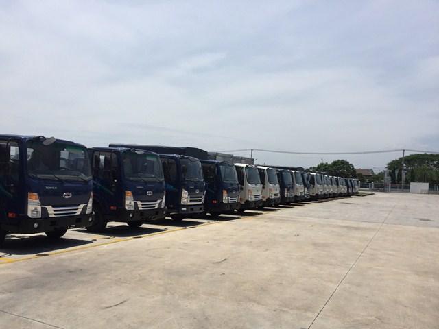 Phụ tùng xe tải Daehan 2t3 Tera 2.3 tấn Tera 230