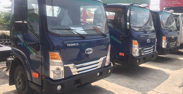 Phụ tùng xe tải Teraco tera 240 2.4 tấn - DaeHan Motors