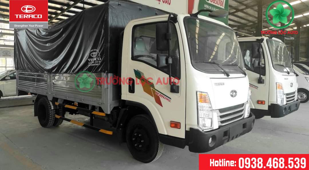 giá xe tải tera245SL