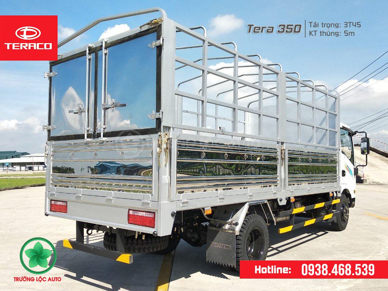 thùng xe tải Tera 350