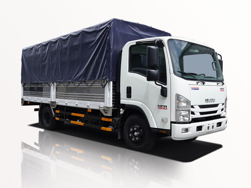 xe tải ISUZU 3,5 tấn