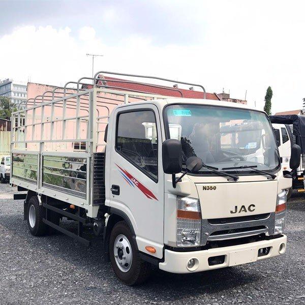 xe tải Jac N350 3,5 tấn